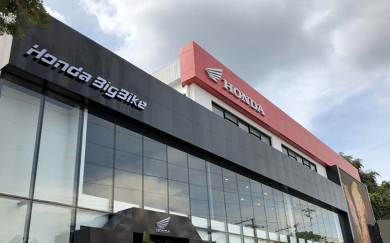 Honda Opens Flagship Shop in Davao with  Big Bike Showroom