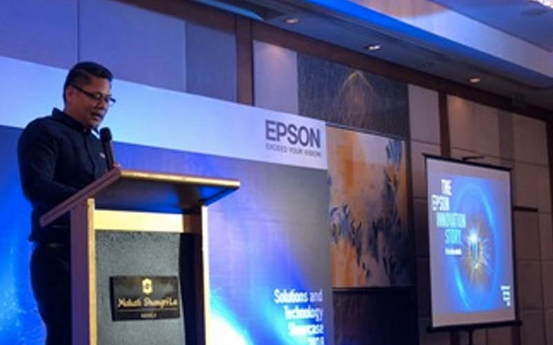 Epson revamps the workplace with smart solutions and unique design details offer corporate productivity and cost savings