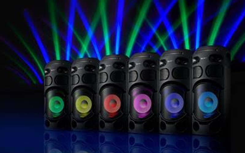 Dads to become Party Kings with Sony's new High-Power Audio systems