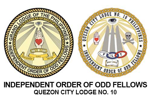 Quezon City Odd Fellows to hold its 1st Public Installation of Officers