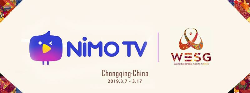 Project Lupon to Spearhead WESG 2019 Broadcast via Nimo TV