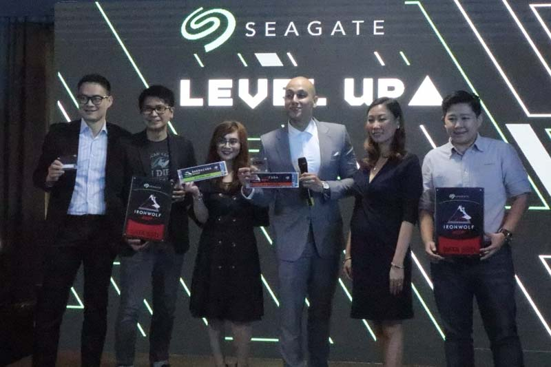 Level Up Your Storage with Seagate's Storage Solutions