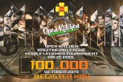 Open Kitchen Kagitingan League Mobile Legends Tournament for the Youth launches this October