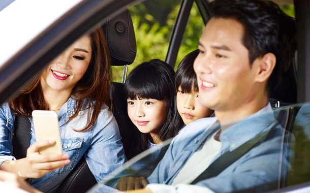 Keep calm, stay road-safe, and get protected while on a drive