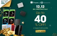 Unbeatable Deals from Seagate on Shopee 12.12 Big Christmas Sale!