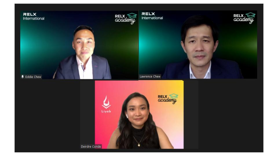 """RELX International, Liyab, team up to roll out PH-first """"RELX Academy"""""""