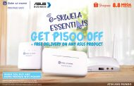 Globe At Home and Asus Partnership brings you The New E-Skwela Essentials