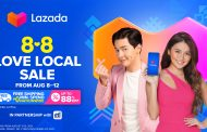 Shop safely from home as you support local brands at the Lazada 8.8 Love Local Sale from Aug 8-12