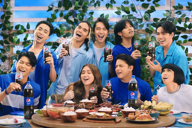 Local celebrities Hit it Big, Appear in the Streets of New York and Los Angeles for Pepsi