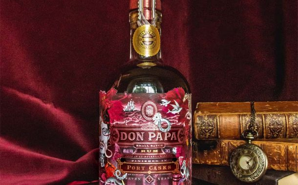 When an epic odyssey meets the surreal | Don Papa Rum unveils the limited edition Port Casks
