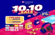 Attention All Shoppers: foodpanda Offers Extra Perks on 10.10!