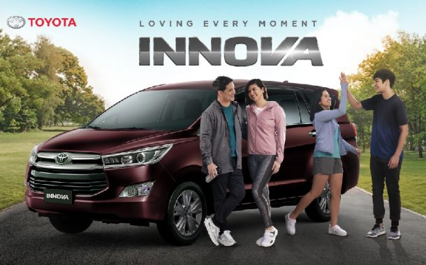 Aga Muhlach is the typical dad in video for Toyota Innova