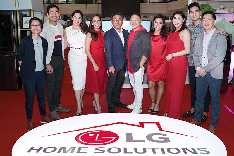 LG's Home Solutions | The Smart Choice for a Smart Home